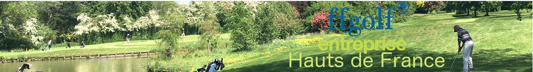 Site du golf entreprises de la Ligue des Hauts de France